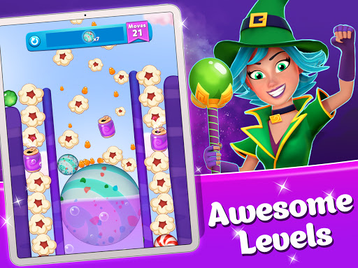 Crafty Candy Blast - Sweet Puzzle Game modavailable screenshots 16