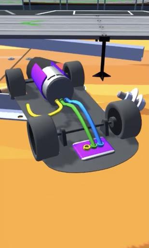 Slot Cars Racing  screenshots 2