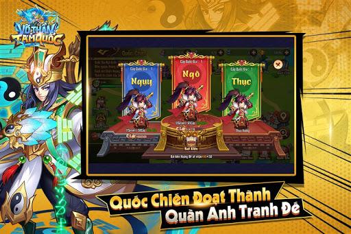 Vu00f5 Thu1ea7n Tam Quu1ed1c - Vo Than Tam Quoc 1.0.9 Screenshots 4