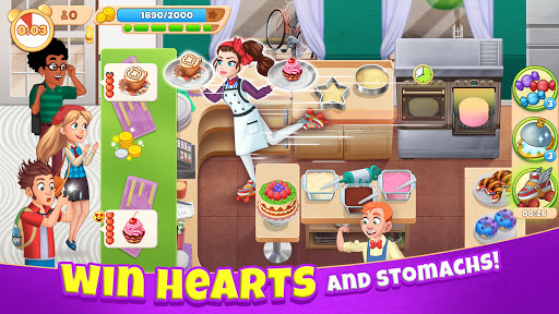 Cooking Diaryu00ae: Best Tasty Restaurant & Cafe Game 1.31.1 screenshots 2