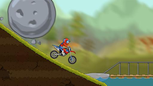 Top Moto Bike: Offroad Racing  screenshots 2