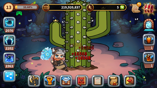 Tap Tap Axeu2122 - Chopping Lumberjack Idle Clicker apkpoly screenshots 8
