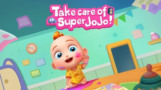 Super JoJo: Baby Care Apk 1
