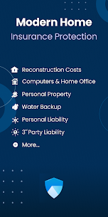 Home Insurance –  Fast Homeowner Insurance Quotes Apk 1