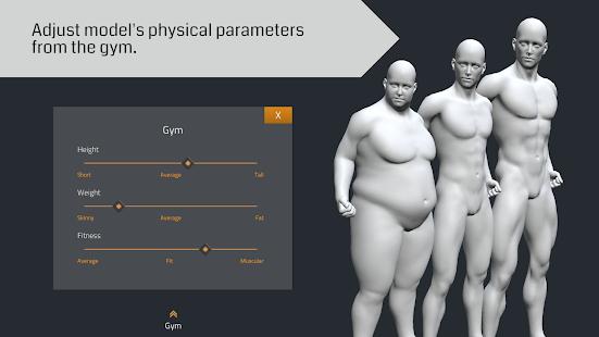 El Pose 3D 1.0.7 Screenshots 5