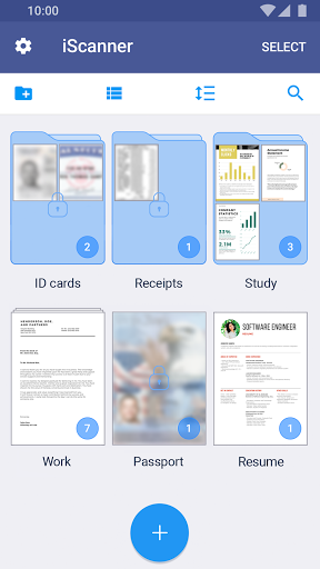 PDF Scanner App - Scan Documents with iScanner  Screenshots 8
