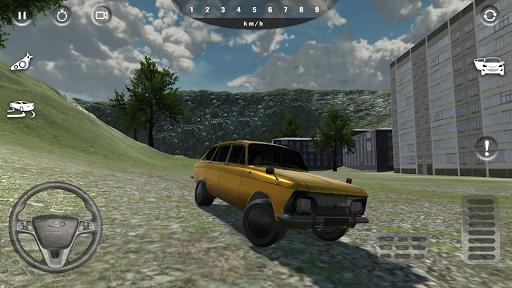 Russian Car Simulator 2.0.1 screenshots 5