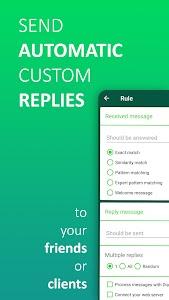 AutoResponder for WhatsApp 2.1.6