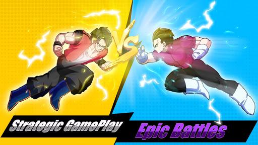 Super Fighters:The Legend of Shenron apkdebit screenshots 6
