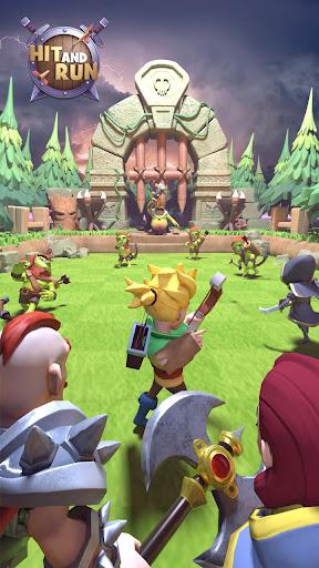 Hit And Run - Archer's adventure tales screenshots 1