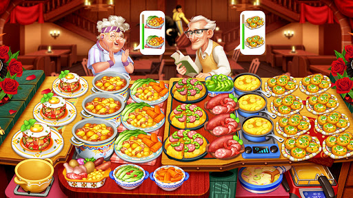 Cooking Frenzy™:Fever Chef Restaurant Cooking Game screenshots 1
