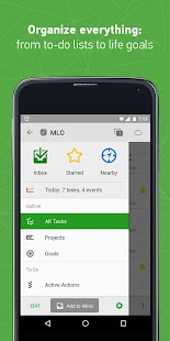 MyLifeOrganized: To-Do List Screenshot