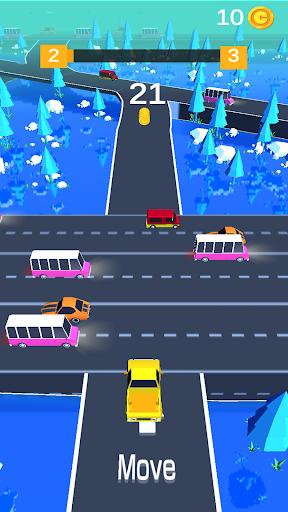 Highway Cross 3D - Traffic Jam Free game 2020  screenshots 3