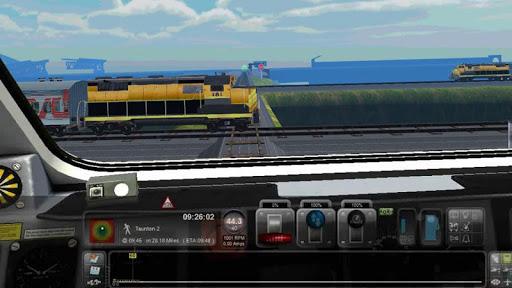USA Train Simulator apkdebit screenshots 8