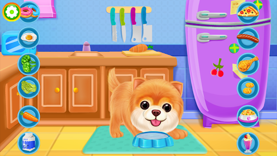 Puppy Party 🐶 Secret Pet Life Day Care Dog Games 2