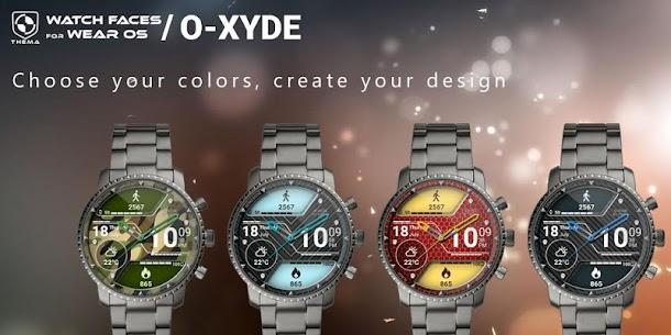 O-Xyde Watch Face 2
