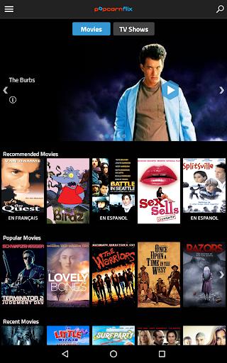 Popcornflixu2122- Movies.TV.Free 4.86.0 Screenshots 19
