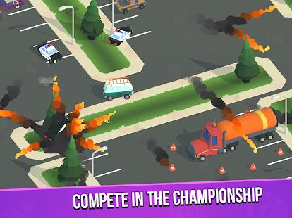Image For Smash racing: drive from cops, make an epic crash! Versi 6.7.7 18