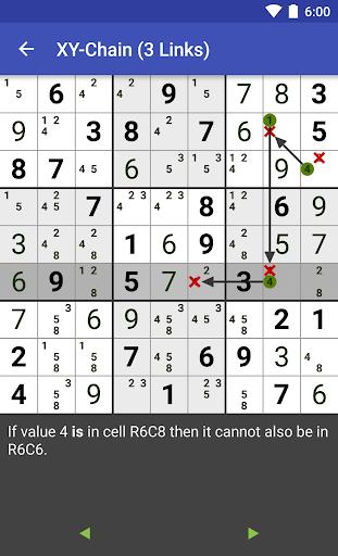 Andoku Sudoku 3 1.17.0 screenshots 7
