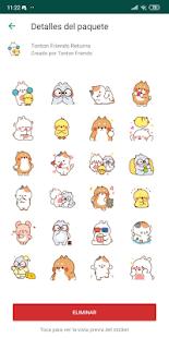 Tonton Friends Stickers for WA 2.0 Screenshots 2