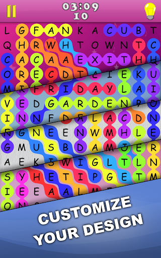Word Search, Play infinite number of word puzzles  screenshots 9