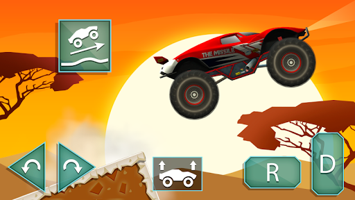 Monster trucks for Kids apktram screenshots 1