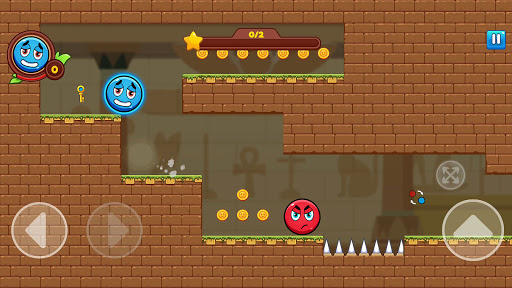 Red and Blue Ball  screenshots 12