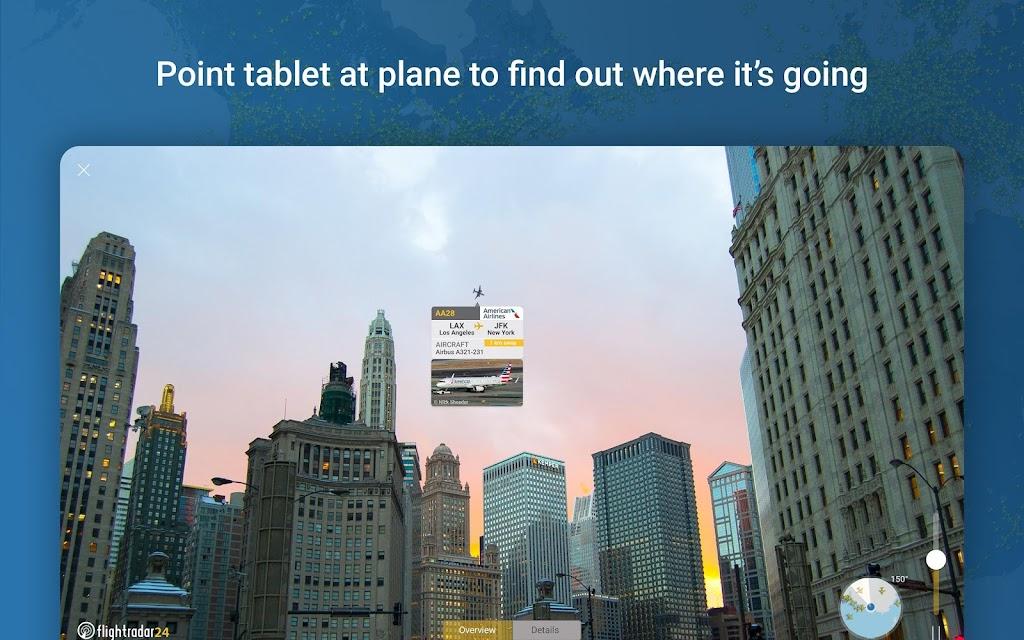 Flightradar24 Flight Tracker poster 12