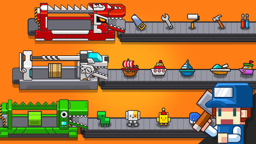 My Factory Tycoon - Idle Game 1.2.8 screenshots 1