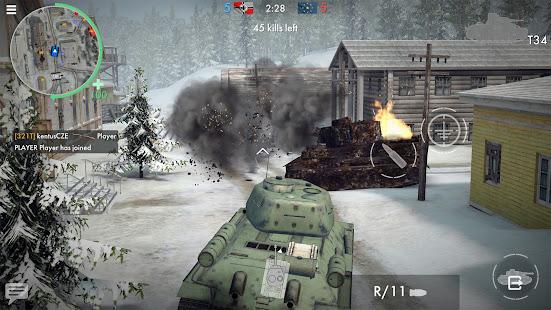 World War Heroes: WW2 FPS 1.27.2 Screenshots 13