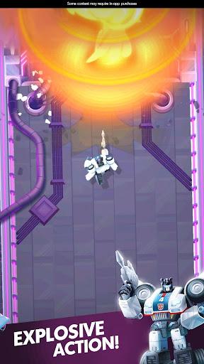 Transformers Bumblebee Overdrive: Arcade Racing 1.5 Screenshots 6