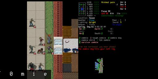 Cataclysm: Dark Days Ahead screenshots 1