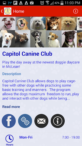 Capitol Canine Club ss2
