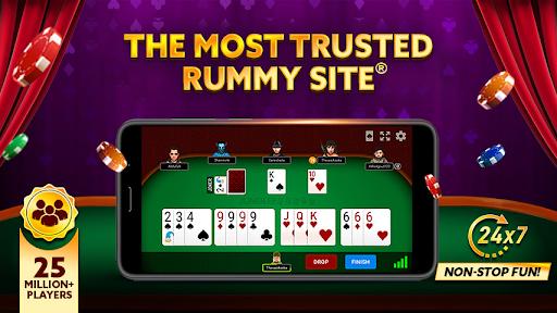 Junglee Rummy : Play Indian Rummy Card Game Online screenshots 1