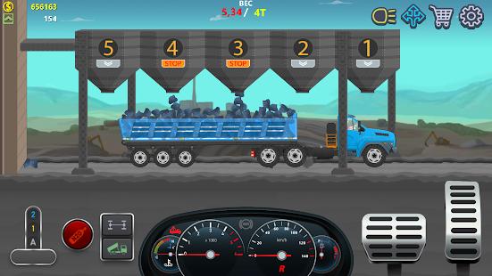 Trucker Real Wheels - Simulator Unlimited Money