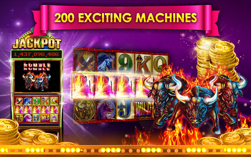Hit it Rich! Lucky Vegas Casino Slots Game apktram screenshots 4