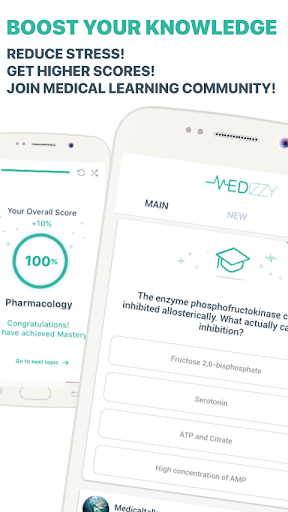 MEDizzy - Medical Community 3.1.3-release Screenshots 5