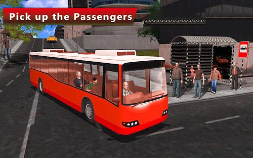 Passenger Bus Simulator City Coach  screenshots 2