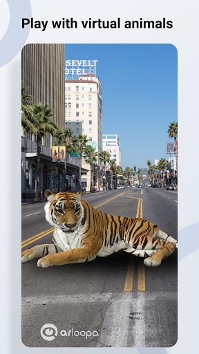 ARLOOPA: Augmented Reality 3D AR Camera, Magic App 3.5.0 Screenshots 3