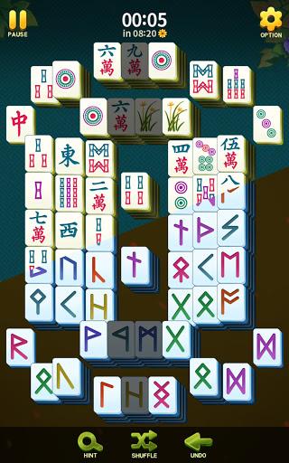 Mahjong Blossom Solitaire apkdebit screenshots 3