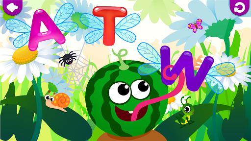 Funny Food!ud83eudd66learn ABC games for toddlers&babiesud83dudcda 1.8.1.10 screenshots 8