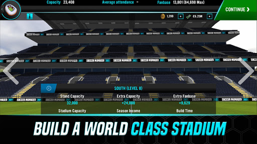 Soccer Manager 2021 - Football Management Game 1.1.3 screenshots 4