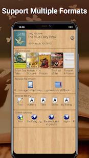 EBook Reader & Free ePub Books