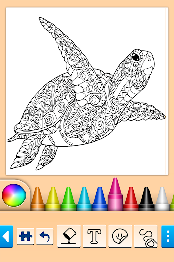 Mandala Coloring Pages 15.2.0 screenshots 11