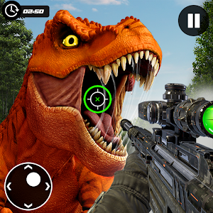 Real Dinosaur Hunter: Hunting Games Online PC (Windows / MAC)