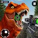 Wild Dino Hunting Clash: Animal Hunting Games