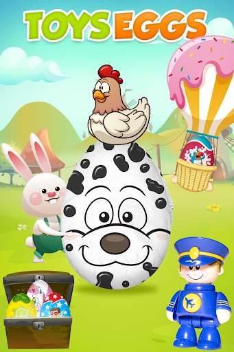 Eggs game - Toddler games 3.1.3 screenshots 1