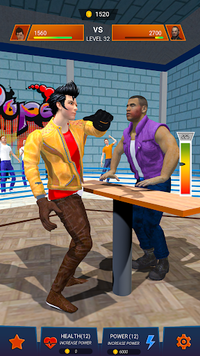 Télécharger Slap Hero For Slap King Game APK MOD (Astuce) screenshots 1