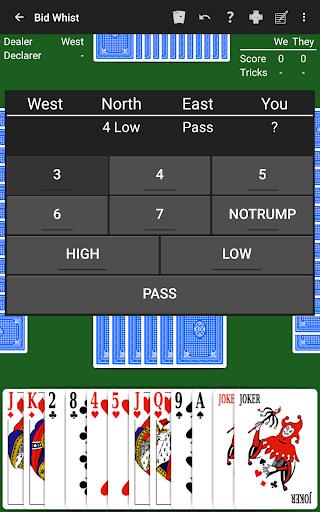 Bid Whist by NeuralPlay Apkfinish screenshots 13