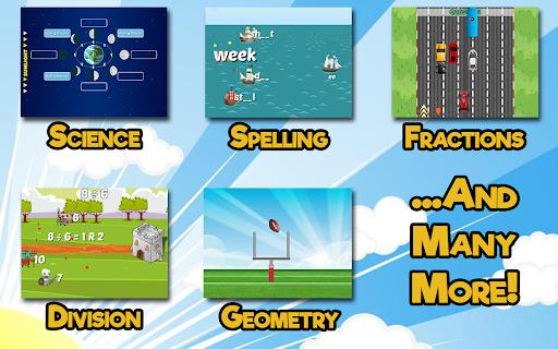Fourth Grade Learning Games screenshots 2